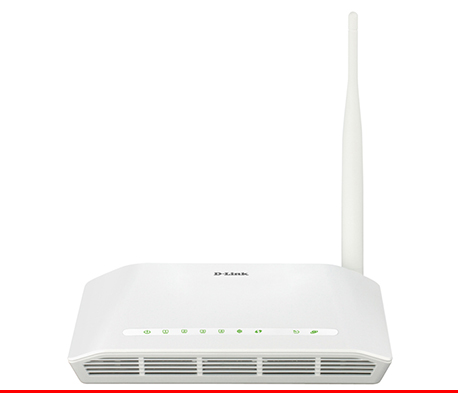 D-Link DSL-2730U ADSL