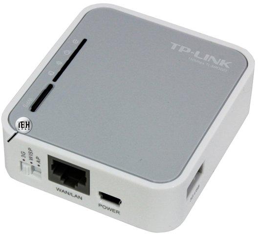 TP-LINK TL-MR3020 3G/4G
