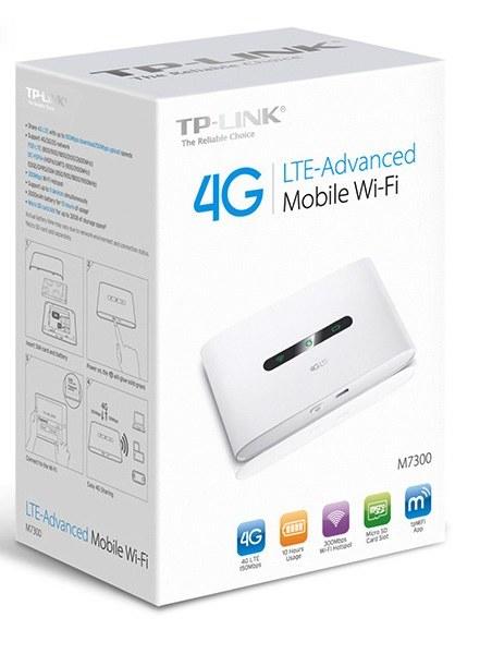 TP-LINK M7300 Portable 4G LTE Modem