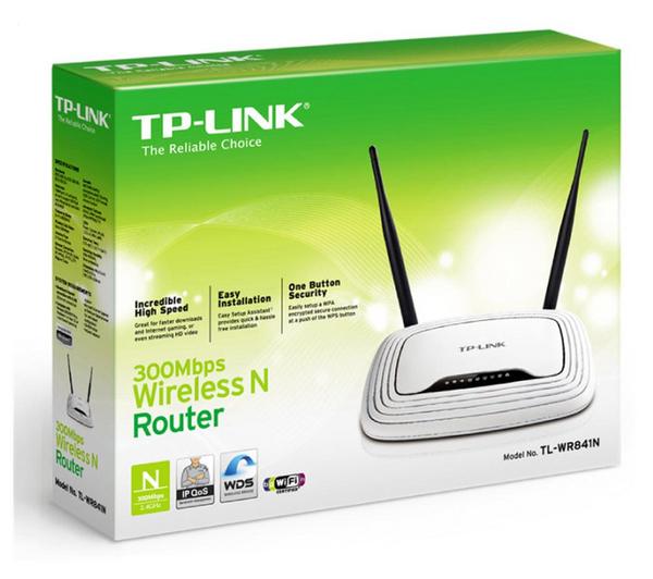 TL-WR841N TPLINK