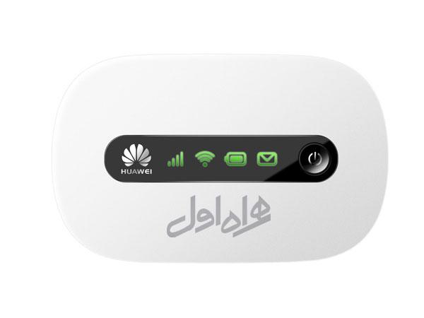 Huawei E5221 3G Mobile Wi-Fi Modem