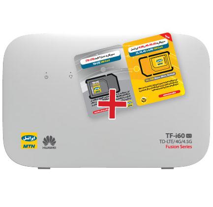 ایرانسل TF-I60 TD-LTE/4G/4.5G