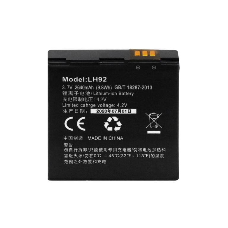 باتری مودم همراه ایرانسل LH92 Irancell ظرفیت 2640mAh