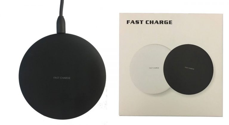 شارژر وایرلس مدل Fast charge