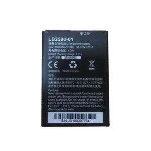 باطری ایرانسل مدل lb2500-01 مناسب برای مودم همراه ایرانسل lh96