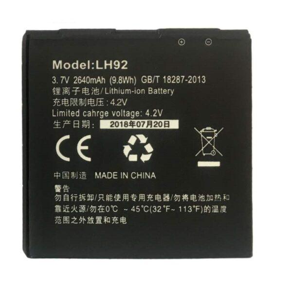 باتری مدل lb2640-01 مودم ایرانسل مدل lh92