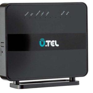 مودم روتر یوتل VDSL2/ADSL2 Plus بی سیم مدل V301
