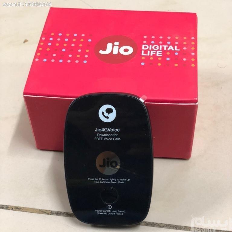 باتری مودم 4G مدل Jio